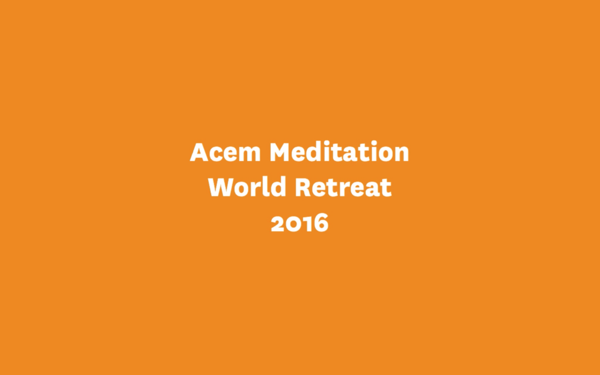 World Retreat Video