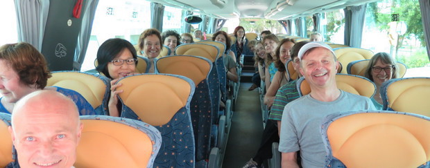 Transportation Acem Meditation World Retreat Bulgaria