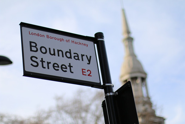 Boundary St, Shoreditch, London